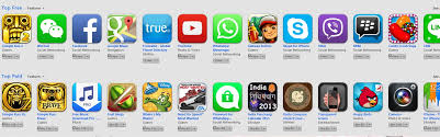 Top 20 Best Free iPhone And iPad Apps 2013 iOS App Store
