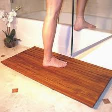 Why Teak Is A Great Choice For Floor Mats