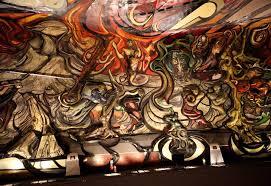 David Alfaro Siqueiros Murales Bellas Artes by Delishus Admirables Consejos De David Alfaro Siqueiros Para Los