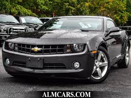 2013 Used Chevrolet Camaro 2dr Coupe LT w 1LT at ALM Gwinnett