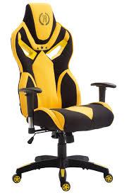 fauteuil de bureau tissu fauteuil bureau racing fangio tissu sport réglable ordinateur