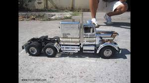 100 Remote Control Semi Truck With Trailer RC S Tamiya S Tanks YouTube