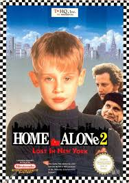 Home Alone 2 Lost in New York Box Shot for NES GameFAQs