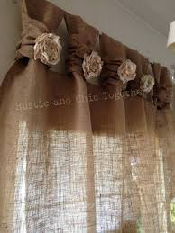 Kitchen Curtain Ideas Diy by Rustic Kitchen Curtains U2013 Teawing Co