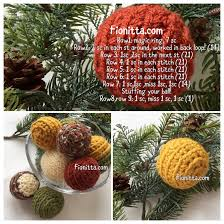 How to make Christmas baubles first part balls