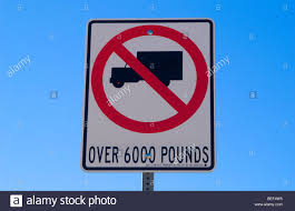 No Trucks Over 6000 Pounds Sign In The Usa Stock Photo, Royalty ... Fork Lift Trucks Operating No Pedestrians Signs From Key Uk Street Sign Stock Photo Picture And Royalty Free Image Vermont Lawmakers Vote To Increase Fines For Truckers On Smugglers Mad Monkey Media Group Truck Parking Turn Arounds Products Traffic I3034632 At Featurepics Is Sasquatch In The Truck Shank You Very Much 546740 Shutterstock For Delivery Only Alinum Metal 8x12 Ebay R52a Lot Catalog 18007244308 Road Sign Clipart Clipground Floor Marker Forklift Idenfication