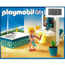 playmobil 5577 modernes badezimmer in zürich kaufen