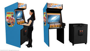 4 Player Arcade Cabinet Dimensions by Slim Mame Cabinet Centerfordemocracy Org