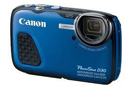 Waterproof Cameras PowerShot D30