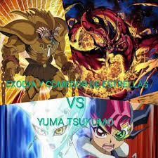 Best Exodius The Ultimate Forbidden Lord Deck by Mi Mejor Deck Exodia Y Comedor De Estrellas Vs Yuma Tsukumo Yugioh