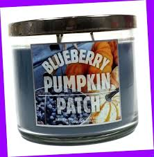 Caledonia Pumpkin Patch by 1 Bath U0026 Body Works Blueberry Pumpkin Patch Large 3 Wick Scented