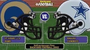 Game 10 Of Season 2 On Backyard Football 2002 | Dallas Cowboys VS ... Backyard Football Nintendo Gamecube 2002 Ebay Ps2 Living Room Leather Sofa Hes Got A Girl On His Team Football 07 Outdoor Fniture Design And Ideas 100 Cheats Xbox Cheatscity Life 2008 Wii Goods 2006 Full Version Game Download Pcgamefreetop Games Pc Home Decoration Behind The Thingbackyard 09 For Ps2 Youtube Plays The Best 2017