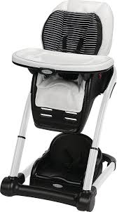 Graco Blossom 4-in-1 Convertible High Chair Seating System - Studio