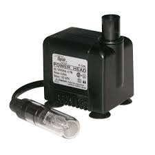 Oil Rain Lamp Pump by Pennington Aquagarden 600 Gph In Pond All In One Pump 100510036