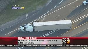 Overturned Truck On L.I.E - YouTube Overturned Truck On Route 143 Sherbrooke Record Overturned At Forestbrook Road Entrance Ramp To Highway 501 Dump Causes Delays 94 In Lafayette New North Jersey M50 A Car Park This Morning As Traffic Cleared From Boxwood Truck Crashes Spills Pennies I95 Delaware 6abccom Issues Daily News Summary Update West Avenue Plagued By Accidents Local Dumps Olive Oil Onto I275 Hillsborough Ave Sends Driver Hospital Morgantoncom