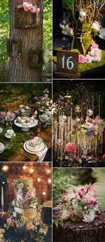 Fairy Tale Enchanted Woodland Theme Wedding BridesMagazine
