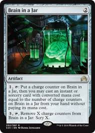 budget magic 20 9 tix standard mono blue brains