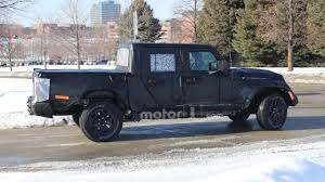 Jeep Wrangler Pickup Hitting Showrooms In April 2019