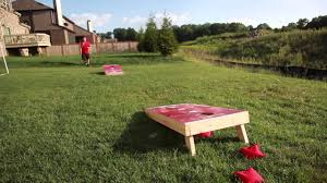 How To Have A Better Cornhole Toss