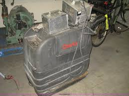 Clarke Floor Scrubber Batteries by Clarke Vision 17 Floor Scrubber Item Ag9884 Sold May 7