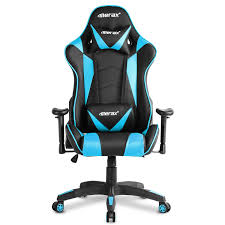 Merax Gaming High Back Computer Ergonomic Design Racing Chair, 21.7