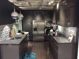 Standard Kitchen Cabinet Depth by Dark Grey Kitchen Cabinets Stunning Home Design