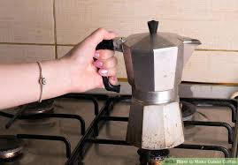 Electric Cuban Coffee Maker Image Titled Make Step 12 Machine