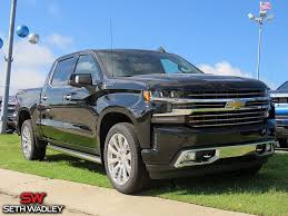 2019 Chevy Silverado 1500 High Country 4X4 Truck For Sale In Ada OK ...