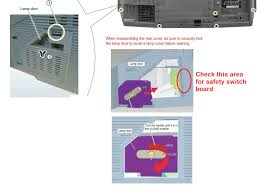 Sony Wega Lamp Problems by Kdf46e2000 Replaced Lamp And Housing Now 3 Linking Red Lights I