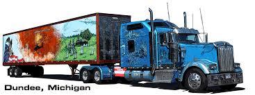 100 Trans America Trucking Great LakesShiawassee Richard Crane Memorial Truck Show Winners