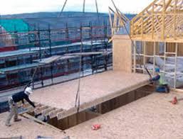 Wooden Structural Panel Zinc Concrete Reinforced