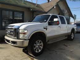 2008 Used Ford Super Duty F-250 SRW 2WD Crew Cab 156