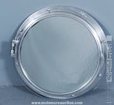 royal naval porthole mirrored medicine cabinet 3375