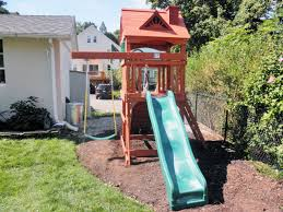 Happy Space Swingset - Small Space Set W Tower, Slide & Sandbox ... Srtspower Outdoor Super First Metal Swing Set Walmartcom Remarkable Sets For Small Backyard Images Design Ideas Adventures Play California Swnthings Decorating Interesting Wooden Playsets Modern Backyards Splendid The Discovery Atlantis Is A Great Homemade Swing Set Google Search Outdoor Living Pinterest How To Stain A Homeright Finish Max Pro Giveaway Sunny Simple Life Making The Most Of Dayton Cedar Garden Cute Clearance And Kids Chairs Gorilla Free Standing Review From Arizona