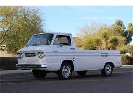 100 Corvair Truck For Sale 1961 Chevrolet For ClassicCarscom CC933669