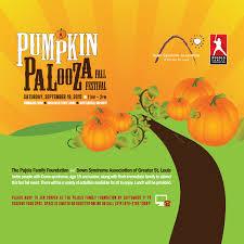 Rombach Pumpkin Patch Address by Pumpkin Palooza U2013 St Louispujols Family Foundation