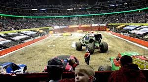 100 Monster Trucks Denver Jam YouTube