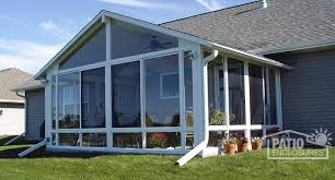 Patio Mate Screen Enclosure by Sunrooms Solariums And Screen Rooms Milwaukee Patio Enclosures