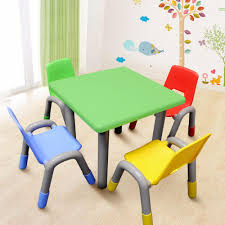 Kids Toddler Table And Chair Set With Adjustable Height - Green ... Amazoncom Angeles Toddler Table Chair Set Natural Industrial And For Toddlers Chairs Handmade Wooden Childrens From Piggl Dorel 3 Piece Kids Wood Walmart Canada Pine 5 Pcs Children Ding Playing Interior Fniture Folding Useful Tips Buying Cafe And With Adjustable Height Green Labe Activity Box Little Bird Child Toys Kid Stock Photo Image Of Cube Small Pony Crayola