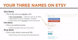 How To Name An Etsy Shop