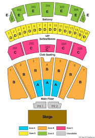 erica seating chart phoenix