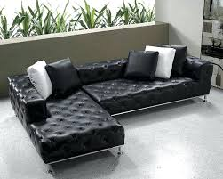 Buchannan Microfiber Sectional Sofa by Best Black Sectional Couch Suzannawinter Com