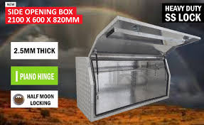 Aluminium Toolbox Full Side Opening Ute Trailer Truck Storage Tool ... Alinium Toolbox 3 Door Ute Truck Storage Trailer Tool Box Camper Whosale Truck Tool Box Online Buy Best From China 24 29 32 36 49 Alinum Rv Underbody Sealey Truck Box Steel Chest Heavy Duty Secure 1275 X Lund 67 In Cross Bed Box9353db The Home Depot Buyers Products Heavyduty Bpack Black 85inl Side Mount Tradesman Job Site 193006 Boxes At Uws Ec20302 55 Inch Wedge 60 Notched Packaging Ec20342 Boxes For Beds