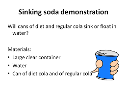 Materials Sink Or Float by Sink Or Float Making And Testing Predictions Which Objects Will