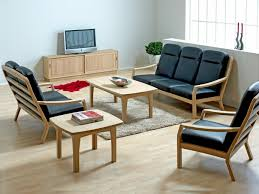 simple living room furniture with simple furniture design for