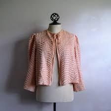 179 best vintage bed jacket images on pinterest nylons