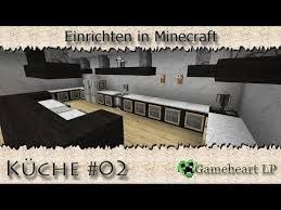 150 minecraft küche 02 einrichten in minecraft