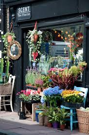 Flower Shop Brighton England And A Bistro Inside Will Make It Even Better
