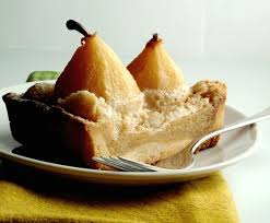French Pear Tart You Can Also Arrange Sliced Pears On The Top Of This Recipe Instead Leaving Them Whole And More Traditional