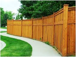 Backyards: Gorgeous Fence In Backyard. Build Fence In Backyard ... 20 Awesome Small Backyard Ideas Backyard Design Entertaing Privacy Fence Before After This Nest Is Fniture Magnificent Lawn Garden Best 25 Privacy Ideas On Pinterest Trees Breathtaking Designs And Styles Pergola Fencing For Yards Gate Design By 7 Tall Cedar Fence With 6x6 Posts 2x6 Top Cap 6 Vinyl Fencing Provides Safety And Security Without Fences Hedges To Plant Fastgrowing Elegant